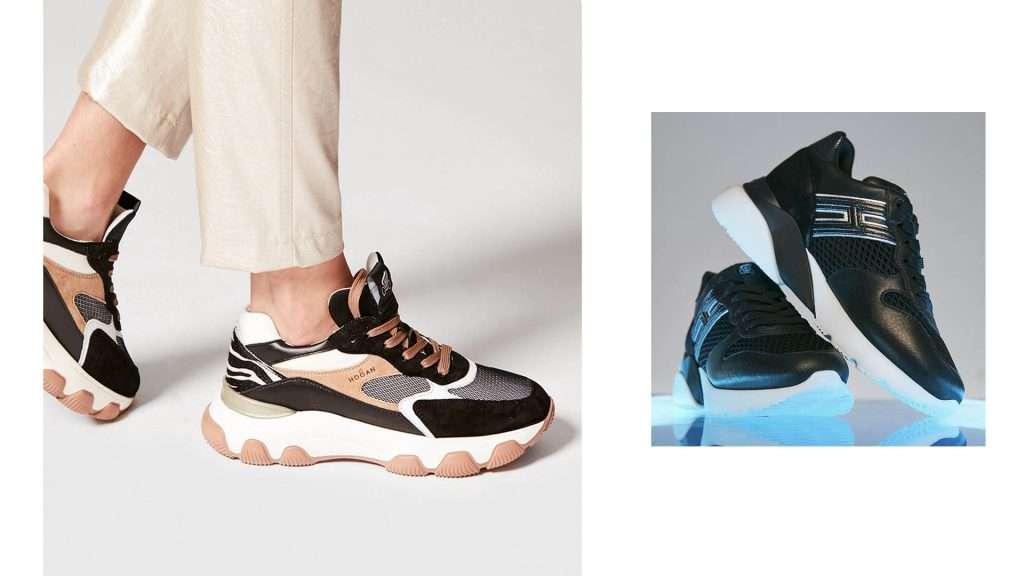 Scarpe da Donna Autunno/Inverno: Sneakers, Stivali e Anfibi