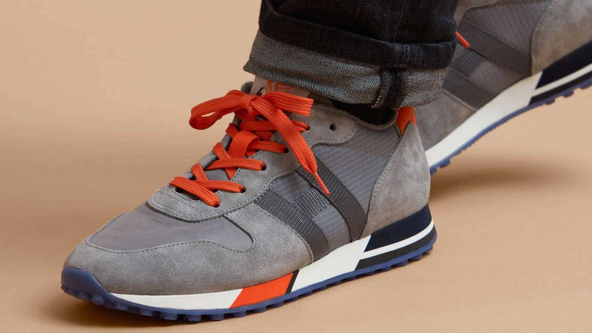 Come lavare e pulire Sneakers in pelle Hogan - Sorelle Perego Meda